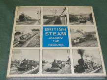 BRITISH STEAM AROUND THE REGIONS (Pirt & Penny 1978)